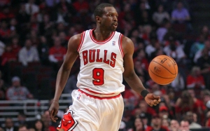 NBA: Playoffs-Brooklyn Nets at Chicago Bulls